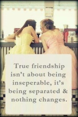 55 true friendship