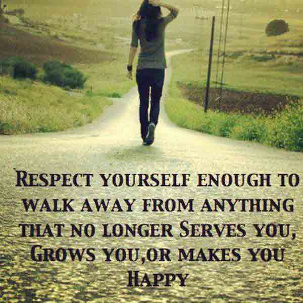 60 respect yourself