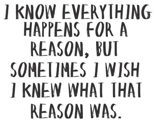 83 sometimes i wish i knew